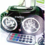 Radio Parlante Mp3 Usb Bluetoo Remoto Corriente Y Recargable