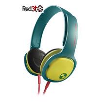 Audifono Philips O Neil Cruz Sho3300 Green/yellow