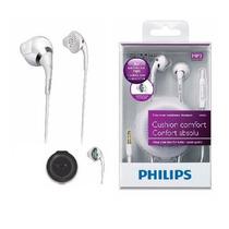 Auricular Philips She4501 Control Volumen Funda Mp3 Mp4