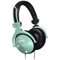 Maxell Hp 550f - Audifonos Con Control De Volumen
