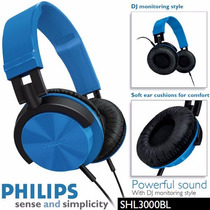 Audifono Philips Shl3000 Dj Para Galaxy, Xperia, Iphone