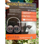 Audifono Mp3 Inalámbrico Fm Radio Ewtto Et-a3808