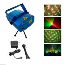 Proyector Laser Luces Discoteca Deliverygratis Geekstoreperu