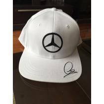 Gorra Mercedes Benz Amg Lewis Hamilton 2015