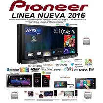 Pioneer Avh-x8750bt Multimedia A Sólo S/ 2,599 Instalado !!