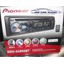 Radio Pioneer Deh-x4850bt S/.499.99 Instalado O Envio Gratis