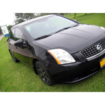 Nissan Sentra Emotion 2.0s 140hp Cvt Xtronic Full Alarma Abs