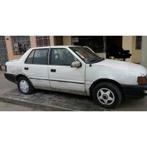 Hyundai Excel 1989 1989