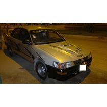Toyota Corolla Tuneado Uso Particular