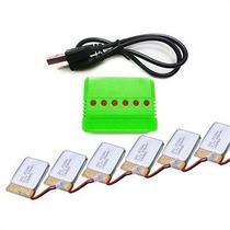 Baterias Recargables Para Drone Syma S5, S5c 500 Y 800 Mah