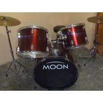 Moon Bateria Acustica Completa Tama Pearl Mapex Ddrum Dw Pdp