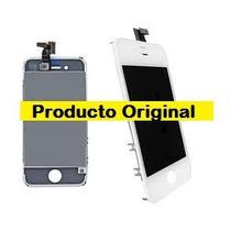 Touch Screen Con Pantalla Lcd Ensamblada Original Iphone 4