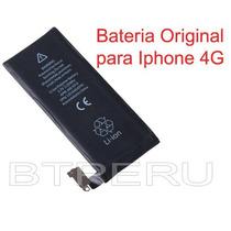 Bateria De Repuesto Original Para Iphone 4g Nueva Stock