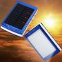 Bateria Solar Cargador Linterna Samsung Iphone Camping