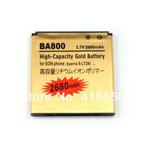 Bateria Ba800 Sony Ericsson Xperia S/lt26i De2680mah