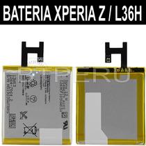 Bateria Litio Para Xperia Z L36h Yuga C6603 C6602 Original
