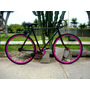 Bicicleta Depaseo Urbana Tipo Fixie