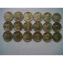 Monedas Coleccionables De Un Sol Tumi Orgullo Riqueza Peru