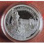 Moneda De Plata 180 Aniversario Instalación Del Congreso