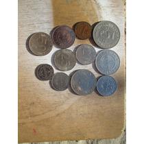 Bolivia Lote De 11 Monedas