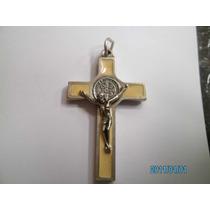 Medalla De San Benito Acerado