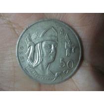 Antigua Moneda De México 1950