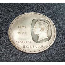 Moneda Venezolana De Plata 30grms Ley 900 De 10 Bolivares