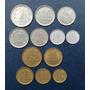Lote De 12 Monedas Argentina 1 5 10 Pesos 10 20 50 Centavos