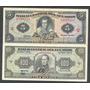 Ecuador 1973 - 88, Lote 2 Billetes De 5 Y 100 Sucres