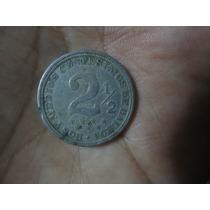 Antigua Moneda De Panamá 1907