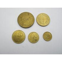 Colección De Monedas Un Sol Serie Completa Lima-perú