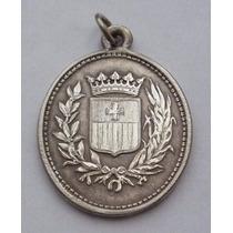 Medalla De Plata Virgen De Las Mercedes Lima Mercedarios