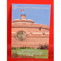 Oferta 2 Blisters Moneda Real Felipe Riqueza Y Orgullo New