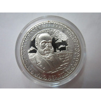 Moneda Plata Un Sol Peru Conmemorativa Almirante Miguel Grau