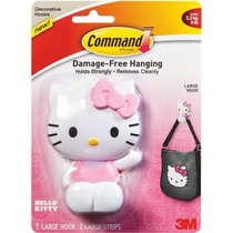 Hello Kitty Colgador Para Cartera O Ropa