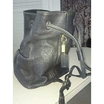 Cartera Coach Vintage Estilo Backpack (mochila)