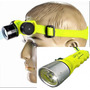 Set 2 Linternas Tactica Submarina Recargable Led Cree Buceo