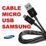 Cable Micro Usb Samsung S2 Note S3 Nexus Ace Pro Wave Young