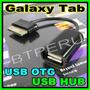 Cable Host Otg Usb Samsung Galaxy Tab 10.1 Note 8.9