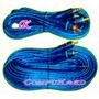 Cable De Plug Estereo 3.5mm A Rca - Rojo Y Blanco En Medidas