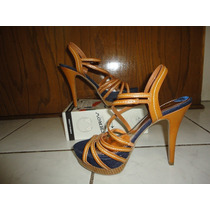 Elegantes Zapatos Para Dama Marca Guess Talla 6 1/2