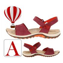 Calzado Mujer Sandalias Merrell Red 100% Original Amazing