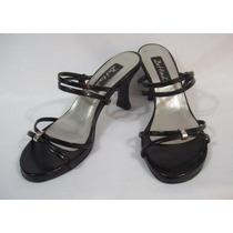 Zapato De Fiesta Para Mujer Talla 34 Marca Bettina No Azalei