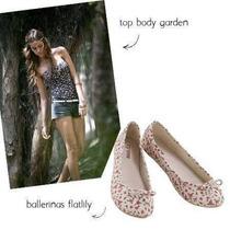Ballerinas Zapatos Chatos Flatlily Cyzone