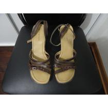 Zapatos Con Tacon Marca Transit A Solo 45 Soles !!