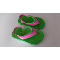 Sandalias Crocs Niñas Talla 6