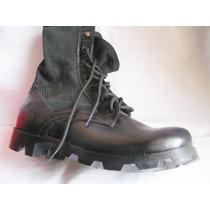 Borceguie Militar, Calzado Seguridad, Serenazgo Zapatos Shoe