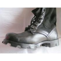 Borceguie Militar, Calzado Seguridad, Serenazgo Zapatos Cuer