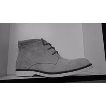 Botines Para Hombre Calzado Vestir Botas Cuero Gamuzon