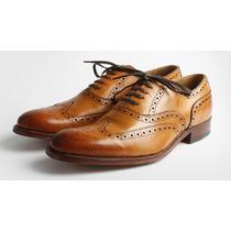 Zapatos Oxford Hombre, Calzado Vestir Botines Cuero Botas